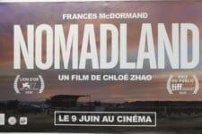 Nomadland, un road movie qui récompense les nomades